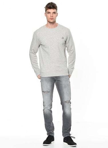 Calvin Klein Jean Pantolon | Skinny Gri